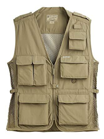 Weekender Men's Traveler Air Travel Vest