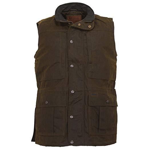 Outback Trading Company Deer Hunter Oilskin Vest