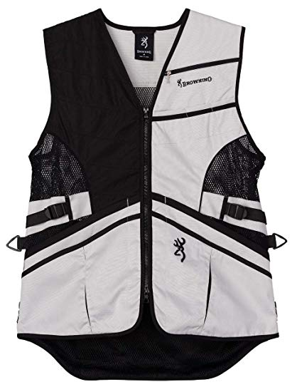 Browning Ace Shooting Vest-Black