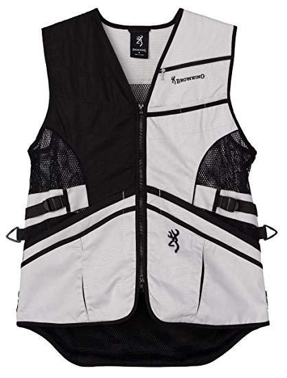 Browning Ace Shooting Vest-Black