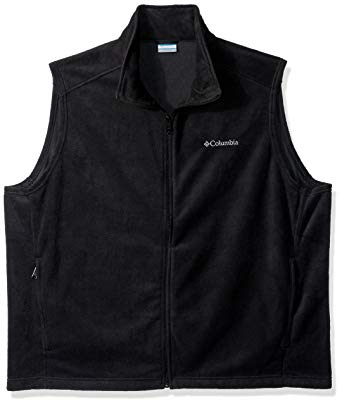 Columbia Men's Big and Tall Steens Mountain Fleece Vest